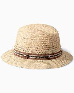 Hemp Braid Safari Hat