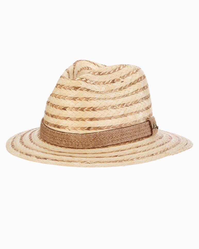 Main Image for Burnt Buri Braid Safari Hat