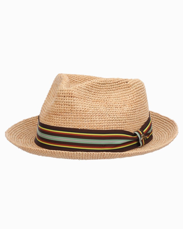 Main Image for Crochet Fedora With Trim