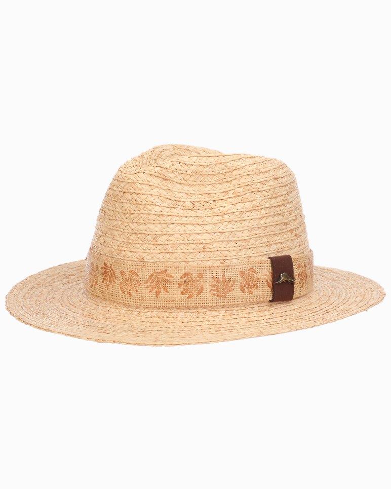 Main Image for Braided Raffia Gambler Hat