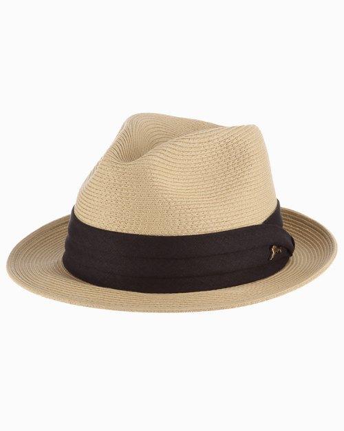 Lighthouse Fine Braid Fedora Hat