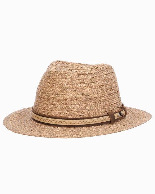 Navagio Braided Raffia Safari Hat