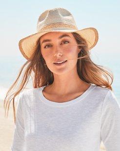 Paper Braid Safari Hat