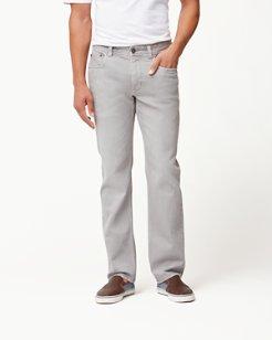 Weft Side Keys Vintage Fit Jeans