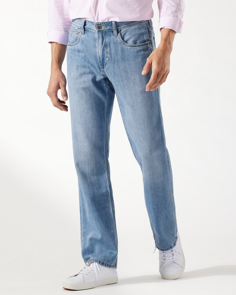 3994d3ba Main Image for Cayman Island Relaxed Fit Jeans