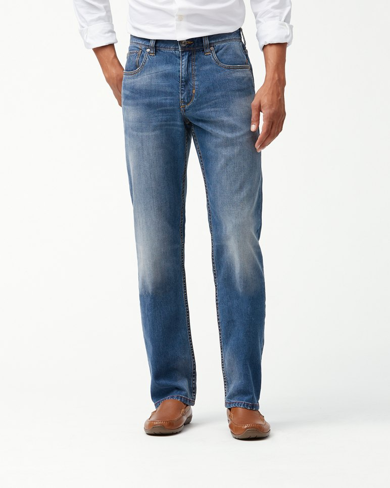 Sand Drifter Authentic Fit Jeans by Tommy Bahama