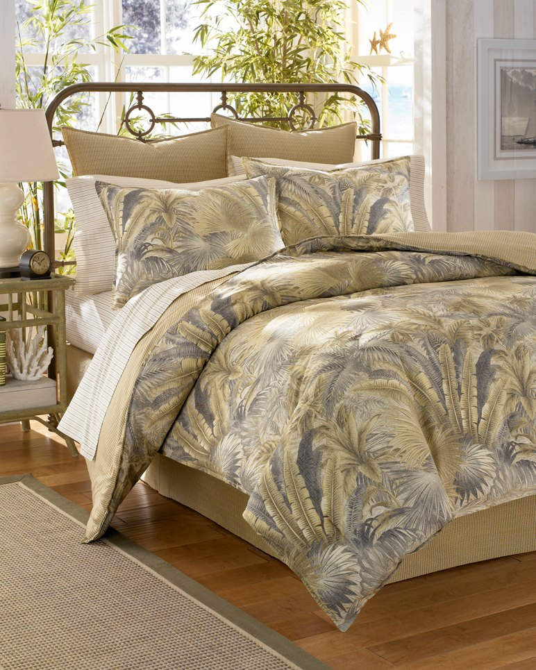Bahamian Breeze 4 Piece King Comforter Set
