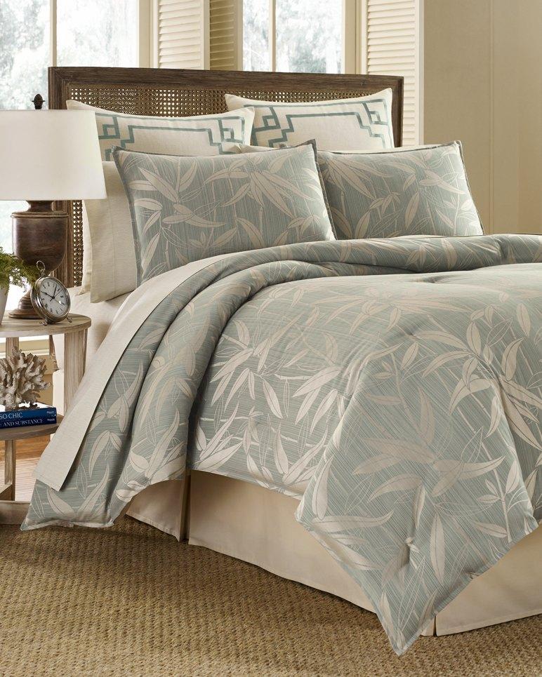 Bamboo Breeze 4 Piece Queen Comforter Set