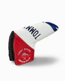 American Golfer Putter Cover