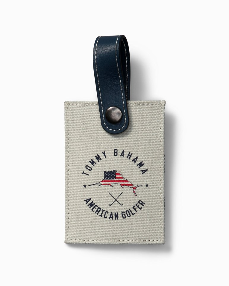 Main Image for American Golfer Bag Tag