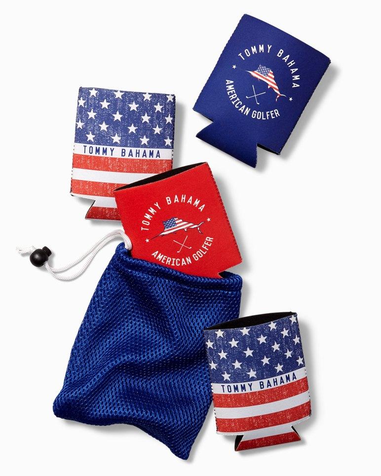 Main Image for American Golfer Beverage Sleeves - Set of 4