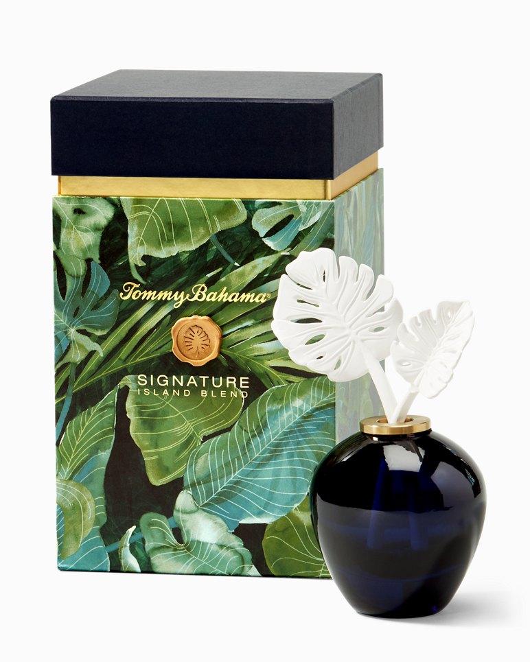 Main Image for Island Blend Villa Fronds Porcelain Leaf Diffuser