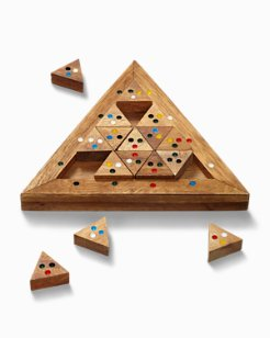 Bermuda Triangle Wood Puzzle