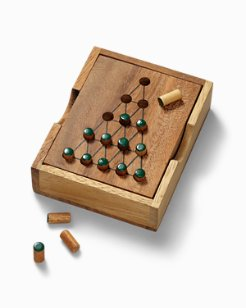 Solitaire Tree Wood Puzzle