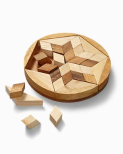 Fortress Wood Puzzle