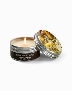 Paradise Blends Small Printed Travel Candle
