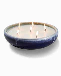 6-Wick Ceramic Candle