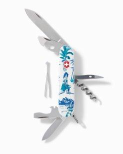 Victorinox Swiss Army® Hula Climber Pocket Knife