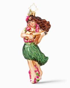 Christopher Radko Hula Girl Ornament