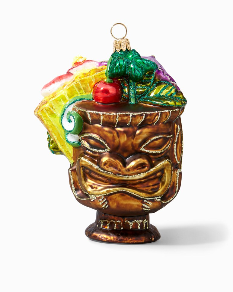 Main Image for 2018 Tiki Cocktail Ornament