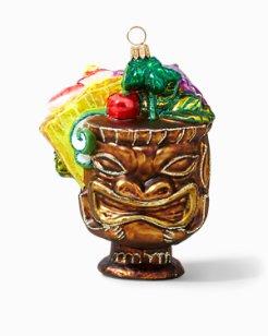 2018 Tiki Cocktail Ornament