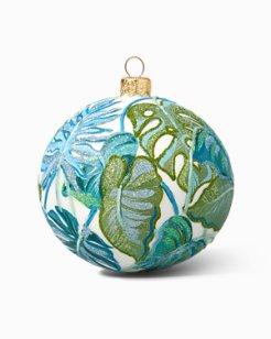2018 Villa Fronds Ornament