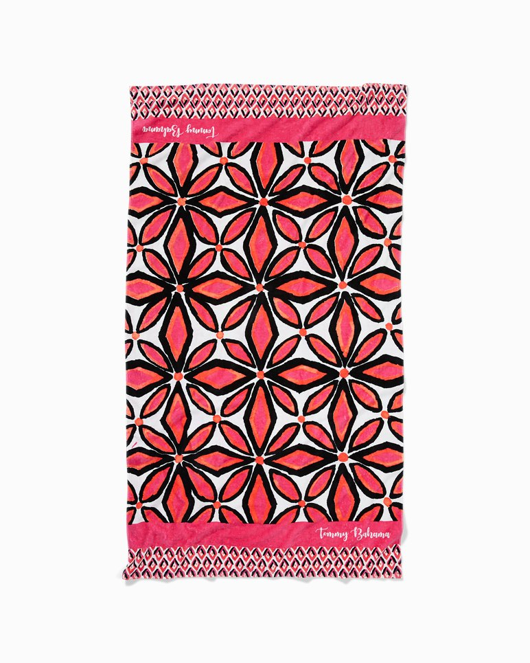 Main Image for Geo Floral Towel