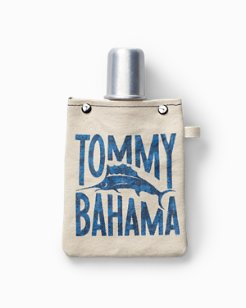 Marlin Canvas Flask