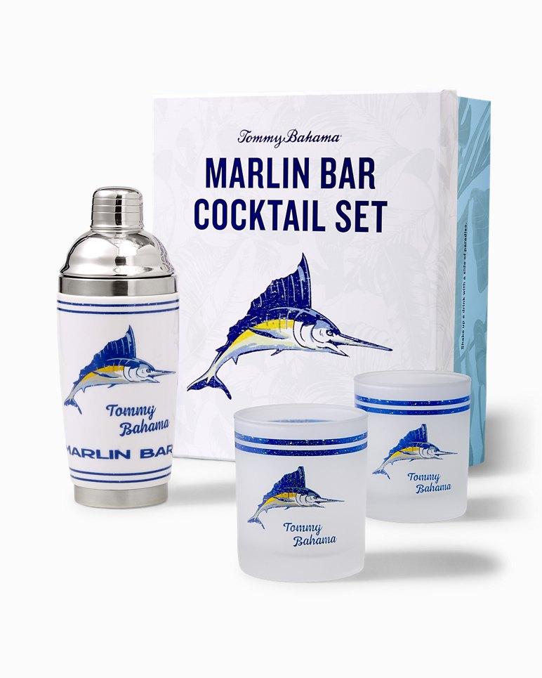 Main Image for Marlin Bar Shaker Set