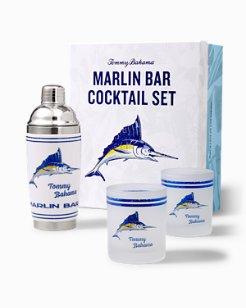 Marlin Bar Shaker Set