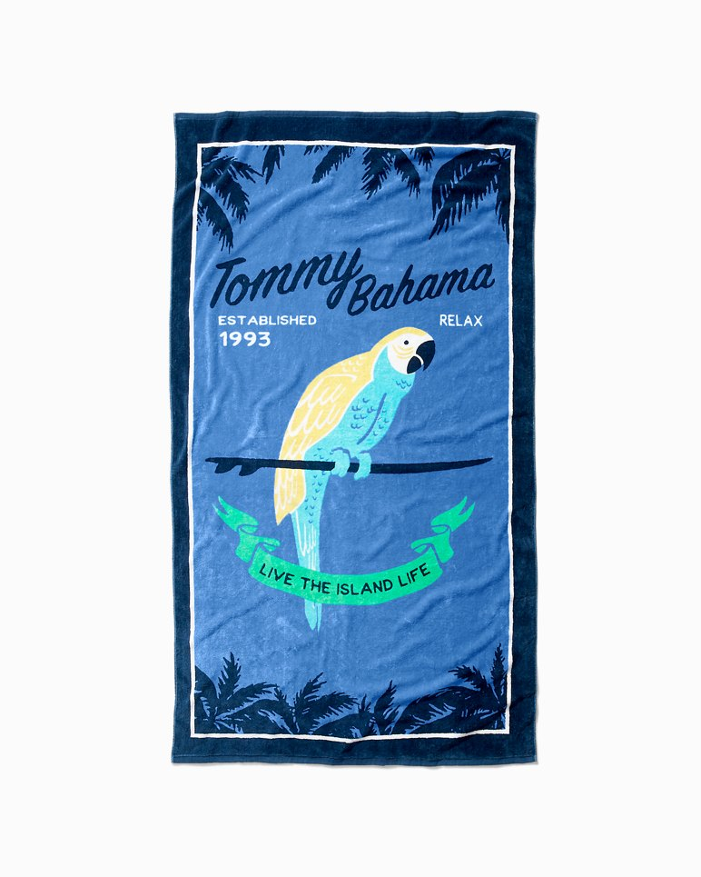 Main Image for Surf Parrot Beach Towel