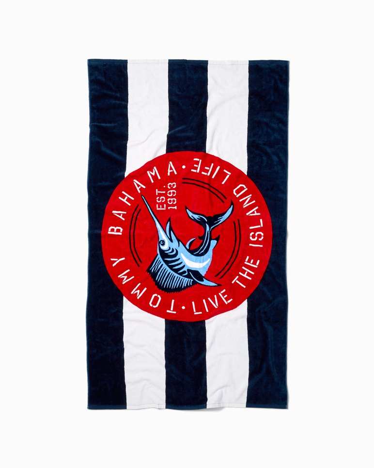 Main Image for Nautical Marlin Towel