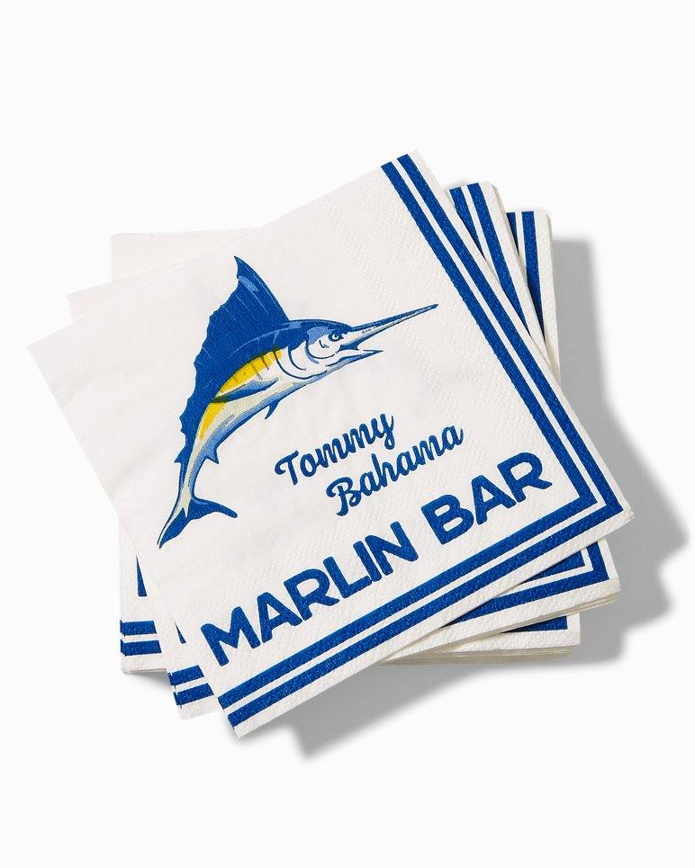 Main Image for Marlin Bar Cocktail Napkins