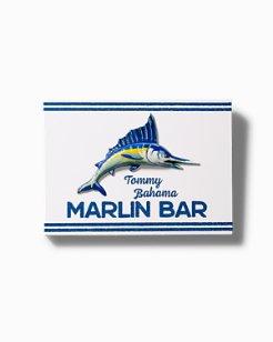Marlin Bar Wall-Mount Bottle Opener