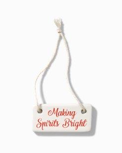 Making Spirits Bright Tag