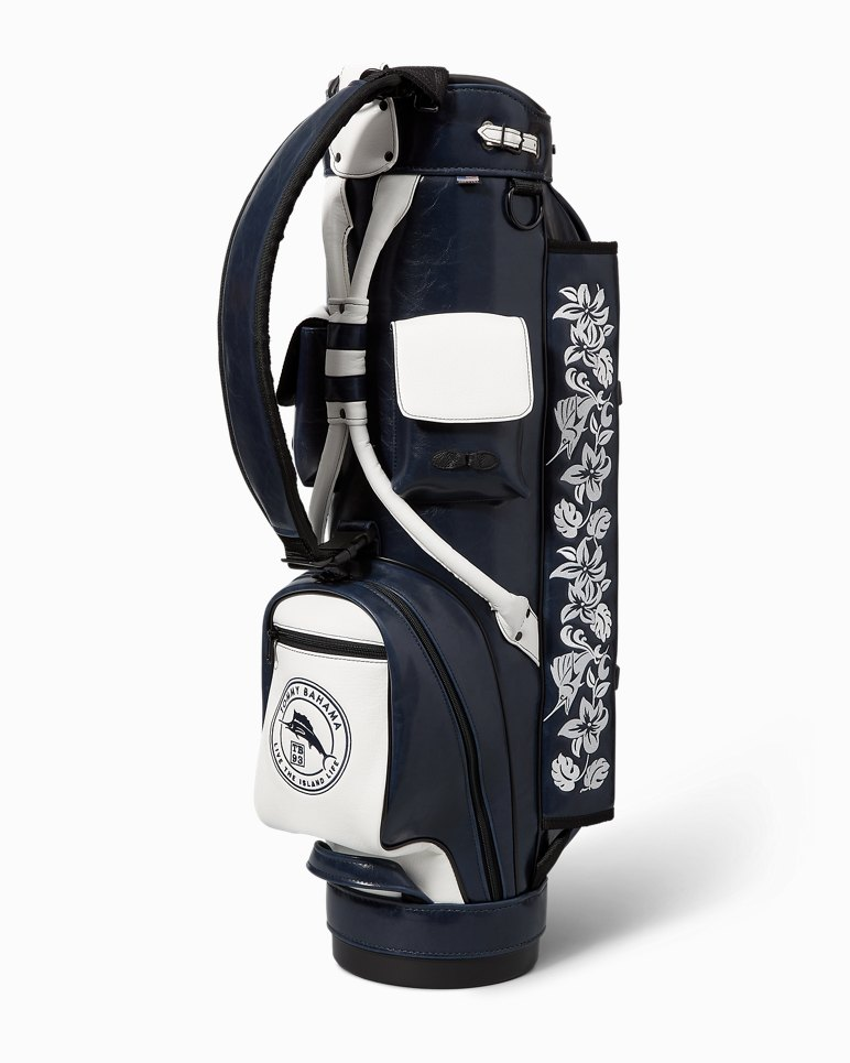 Main Image for Marlin Hibiscus Golf Bag