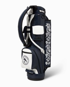 Marlin Hibiscus Golf Bag