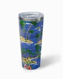 Tropical Scenic Tumbler