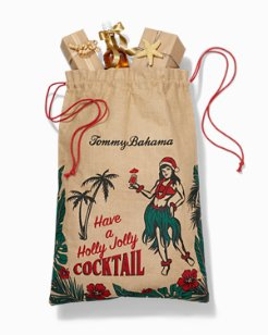 Holly Jolly Cocktail Sack