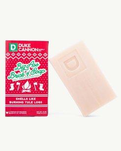 Duke Cannon Burning Yule Logs Soap