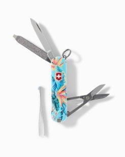 Victorinox Swiss Army® Wave Fronds Classic Pocket Knife