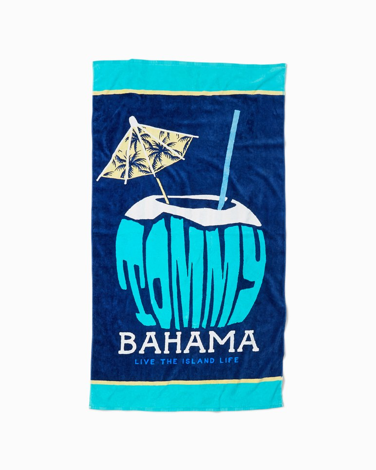 Main Image for Go Coconuts Reversible Beach Towel