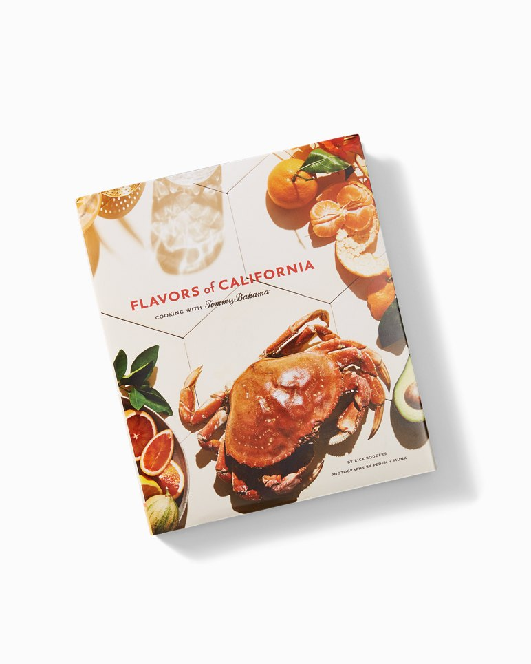 Main Image for Flavors of California Cookbook