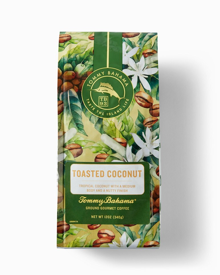 Main Image for Tommy Bahama Toasted Coconut Coffee Blend