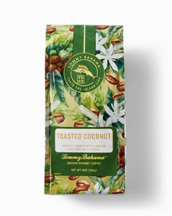 Tommy Bahama Toasted Coconut Ground Coffee Blend