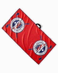 American Golfer Towel