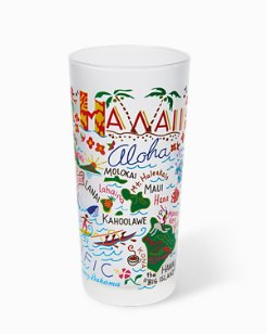 TB Hawaii Glass