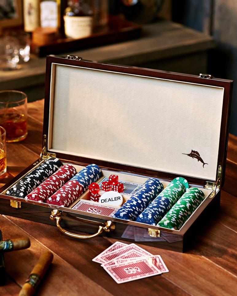 Deluxe Poker Night Set