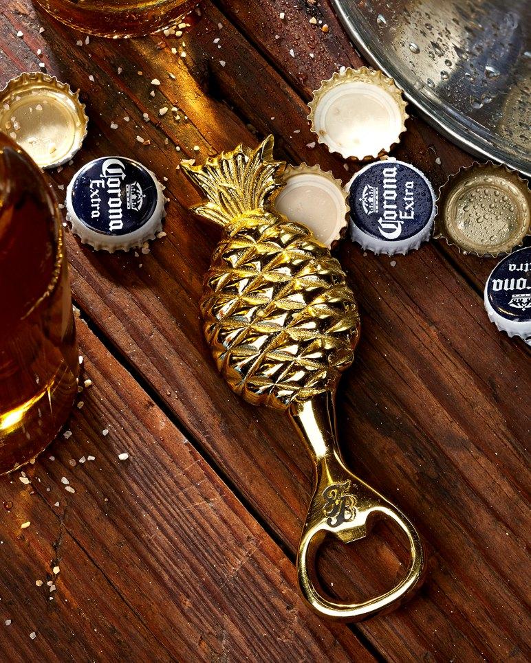 Main Image for Brass Pineapple Bottle Opener