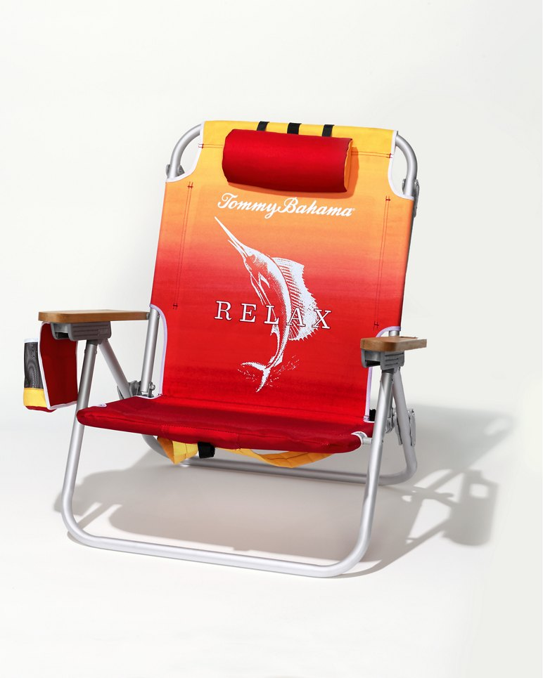 Ombr 233 Marlin Deluxe Backpack Beach Chair